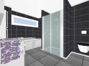 Bathroom planning 3D 2