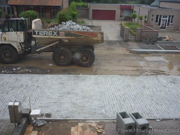 Street progress 2