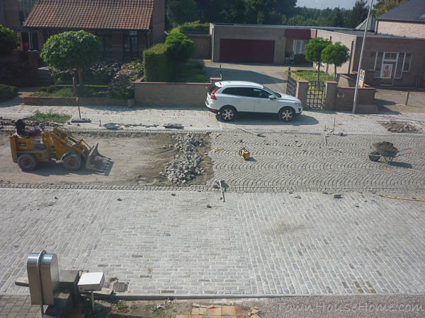 Street progress 5