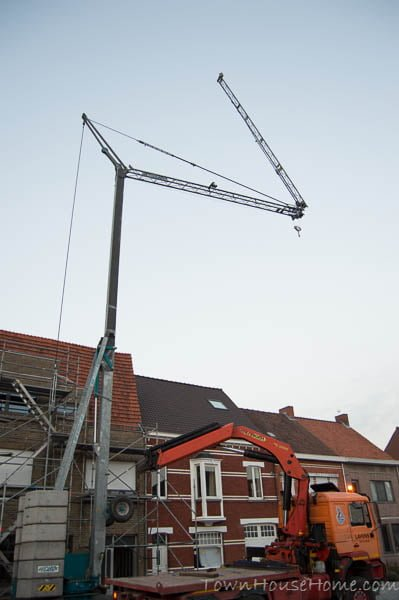 Front crane 3